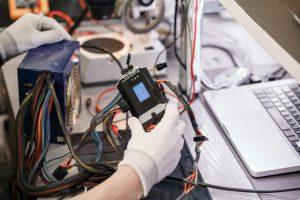 Electronic Restoration Remote Data Capture